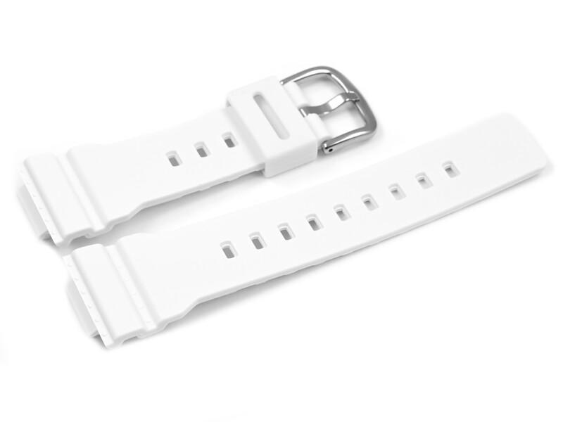 Bracelet montre Casio BA 110GA 7A1 BA 110GA en résine blanche  v2sE8